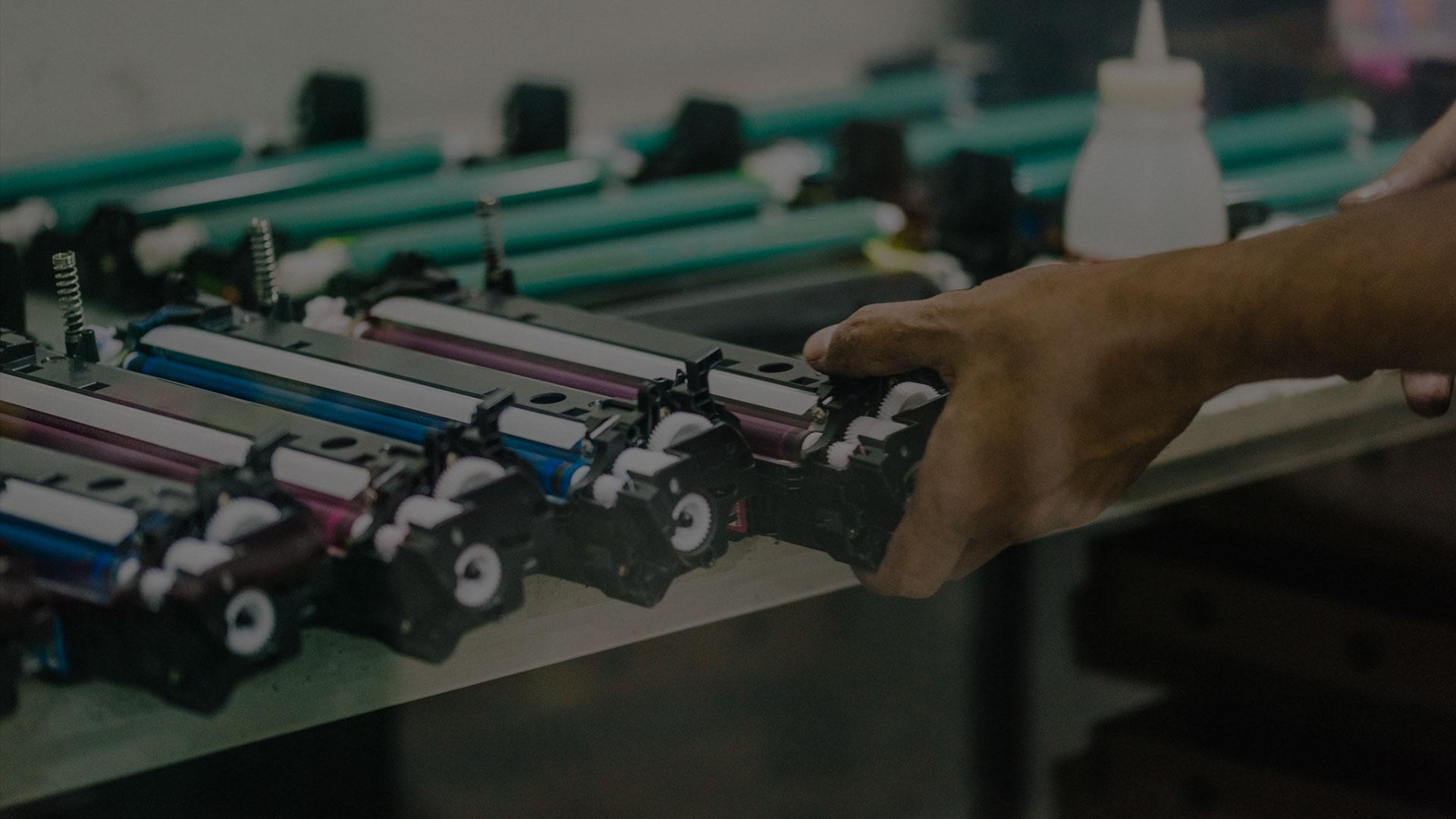 toner cartridges In dubai